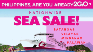 2go nationwide sea sale 2018