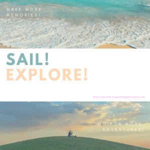 sail! explore! travel!