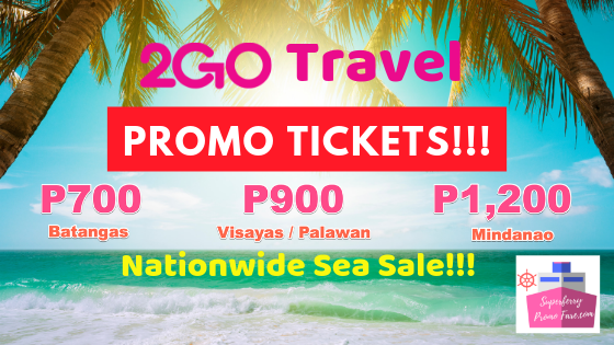 2go nationwide sea sale july to august 2019
