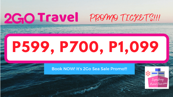 promo 2go travel 2020 tickets