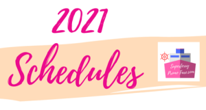 2Go 2021 Shipping Schedules