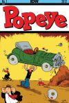 Popeye IDW Comic Issue #1