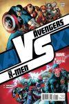 Avengers Vs. Xmen Vs. #1