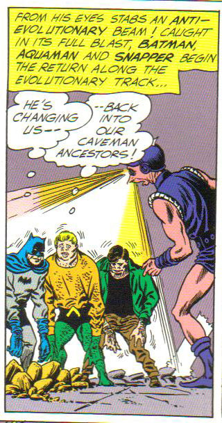The Justice League vs. Kanjar Ro!