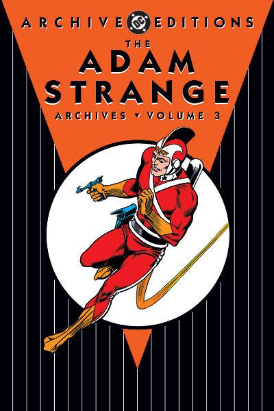 Adam Strange Archives Vol. 3
