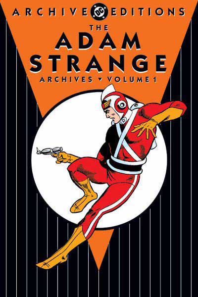 Adam Strange Archives Vol. 1