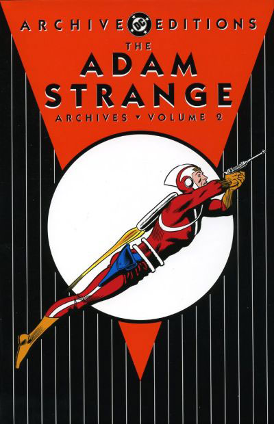 Adam Strange Archives Vol. 2