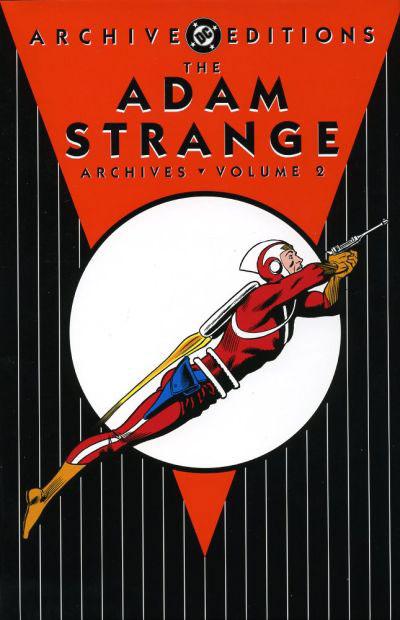 Adam Strange Archives Vol. 2