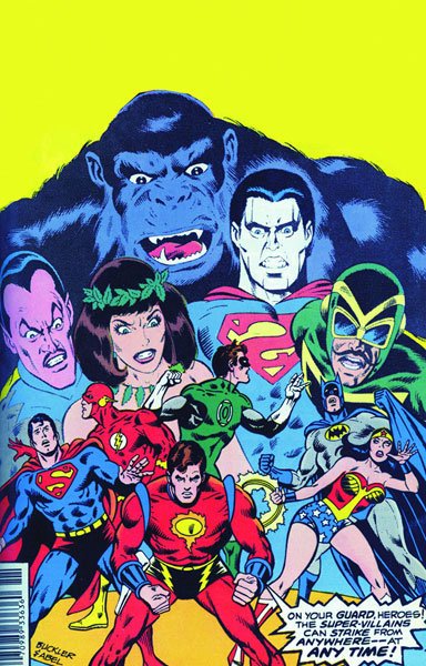 Secret Society of Super Villains Vol. 2 Hardcover