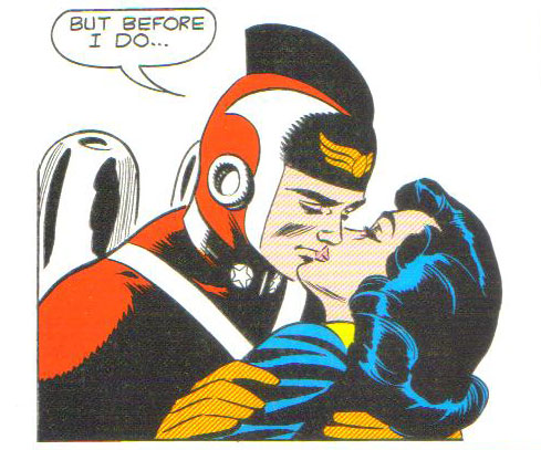 Alanna and Adam Strange