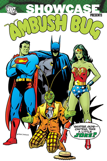 Showcase Presents Ambush Bug