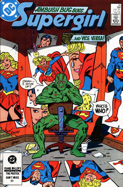 Supergirl 16