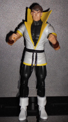 Karate Kid Legion figure