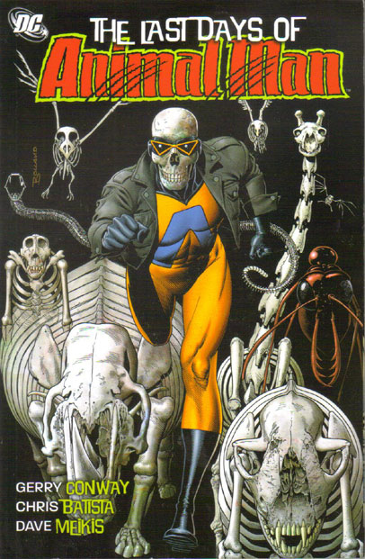 Last Days of Animal Man TPB