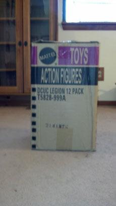 Legion 12 Pack Box