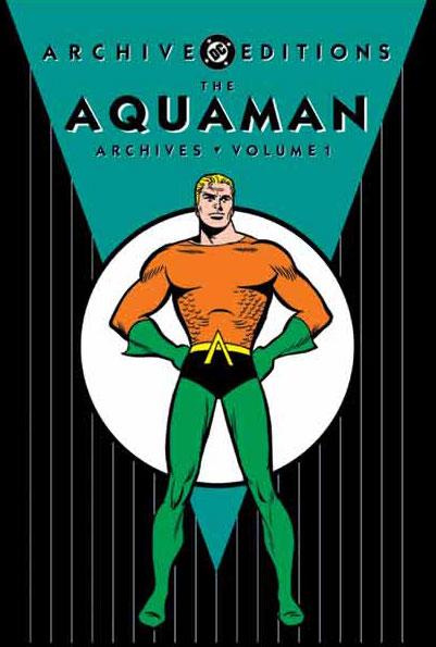 Aquaman Archives Vol. 1