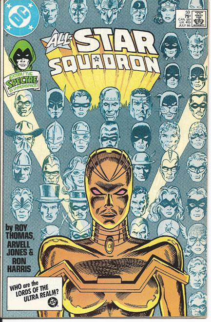 All-Star Squadron #59