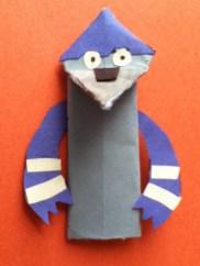 4th: StookyLukey's Mordecai (Regular Show)