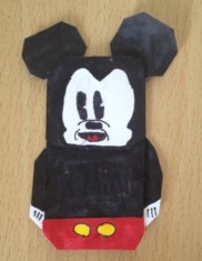 3rd: Wiztron's Mickey Mouse