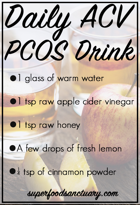 Is Apple Cider Vinegar Good for PCOS? - Superfood Sanctuary