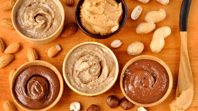 nut butter comparison