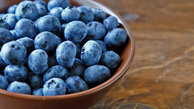 Blueberries improve memory