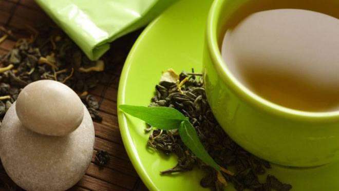 green tea gum disease