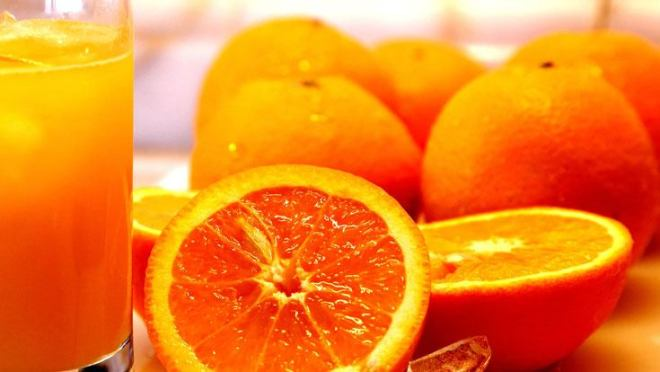 Oranges Nutrition