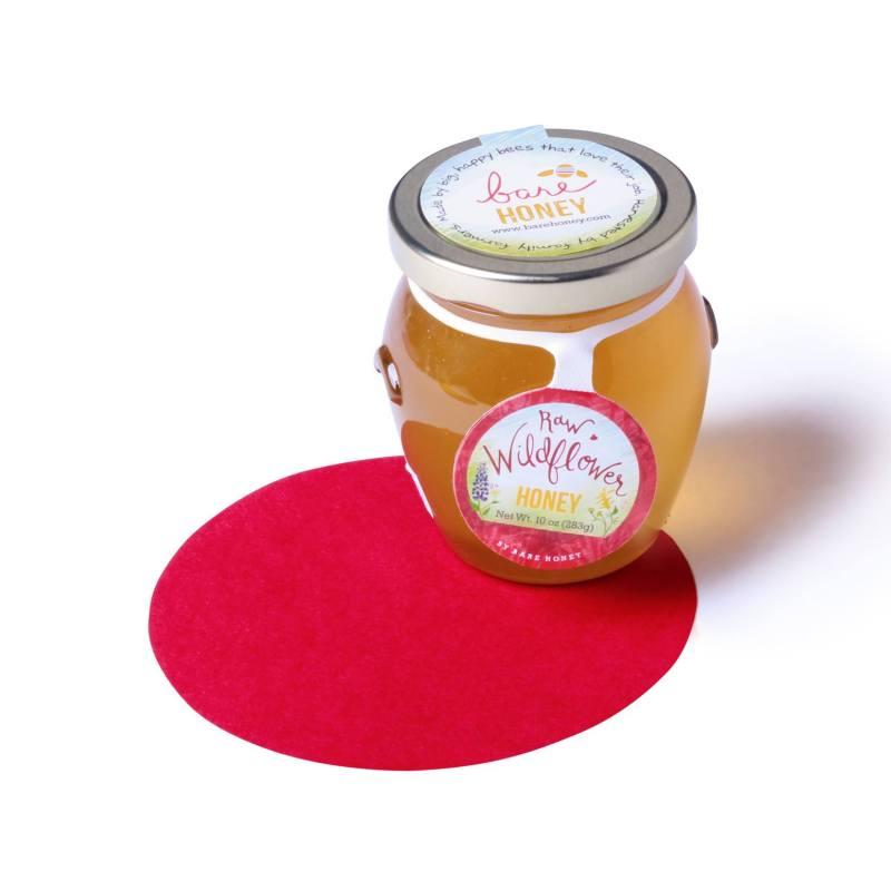 Bare Honey-Raw Wildflower Honey