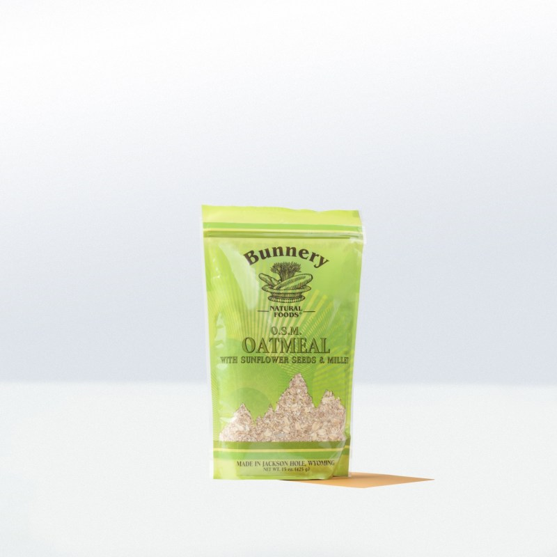 Bunnery Natural Foods-OSM Oatmeal