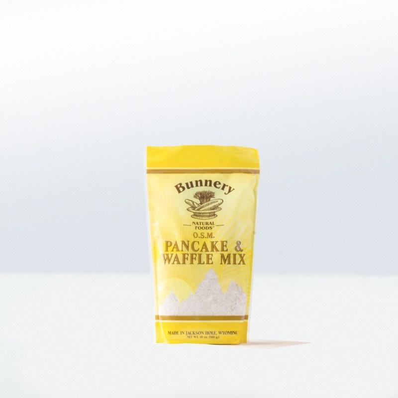Bunnery Natural Foods-OSM Pancake & Waffle Mix
