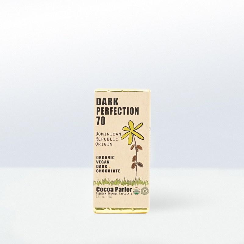 Cocoa Parlor-Dark Perfection 70