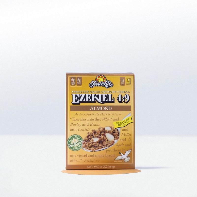 Food For Life-Ezekiel 4:9 Almond