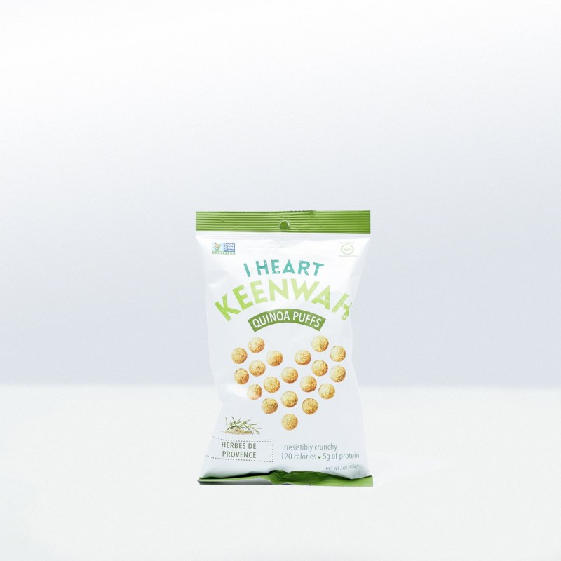 I Heart Keenwah-Herbes de ProvenceQuinoa Puffs