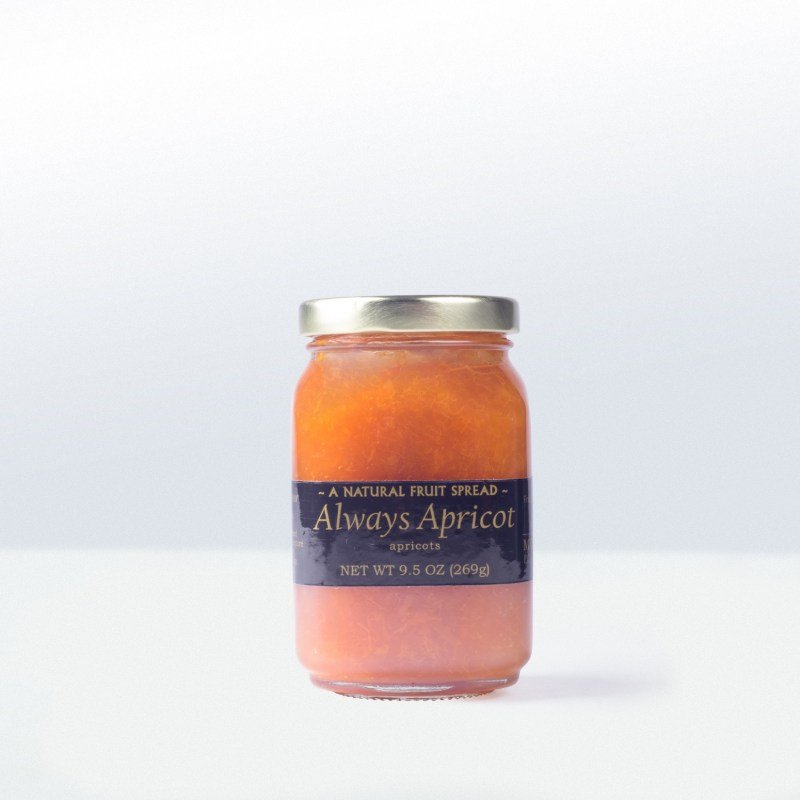 Mountain Fruit-Always ApricotFruit Spread