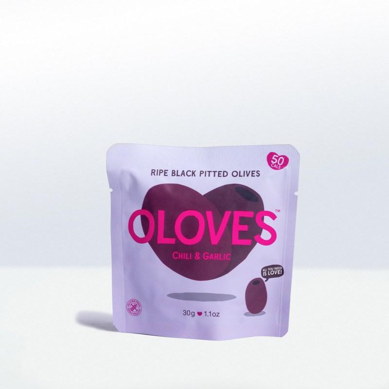 Oloves-Oloves Chili & Garlic