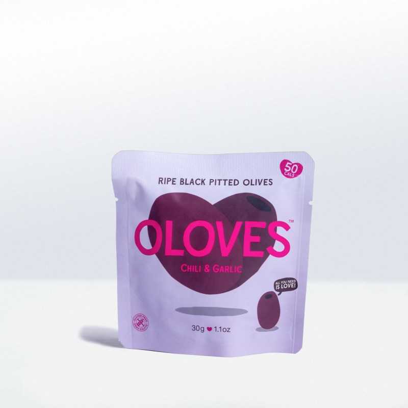 Oloves-Oloves Chili & Garlic