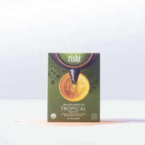 Rishi-Organic Tropical Green Tea