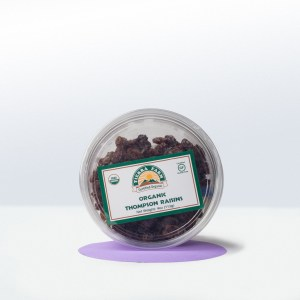 Tierra Farm-Organic Dried Thompson Raisins