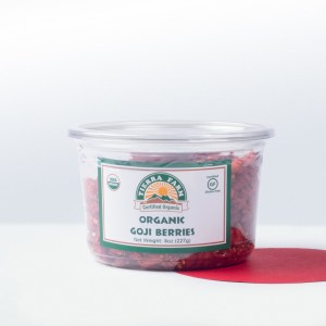 Tierra Farm-Organic Goji Berries