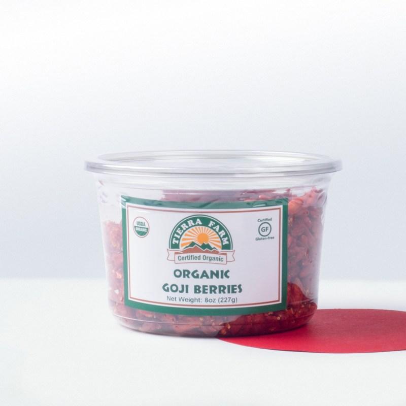 Tierra Farm-Organic Goji Berries