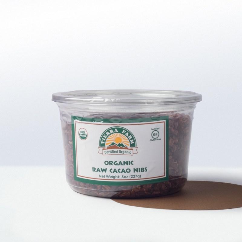 Tierra Farm-Organic Raw Cacao Nibs