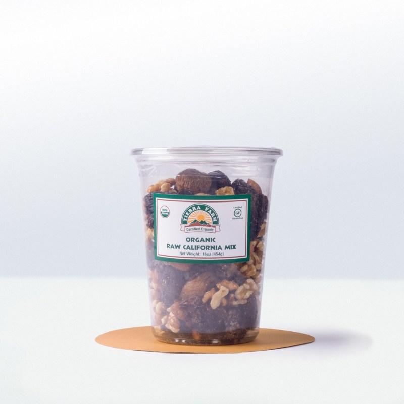 Tierra Farm-Organic Raw California Mix