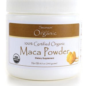 100% Certified Organic Maca Powder