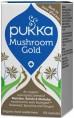Pukka Mushroom Gold Capsules 60st