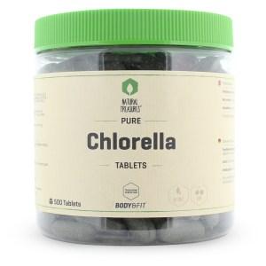 Pure Chlorella tabletten