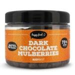 Chocolate moerbeien
