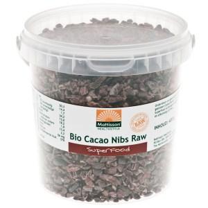 Bio Cacao Nibs Raw