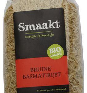Bruine Basmatirijst
