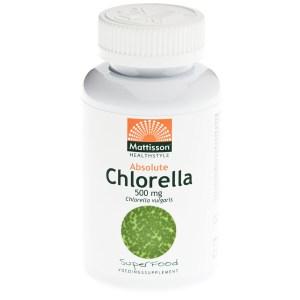 Absolute Chlorella Bio 500 mg